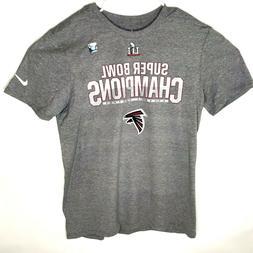 Atlanta Falcons Nike T-Shirt Athletic Cut Superbowl LI Champ