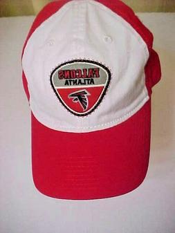 Atlanta FALCONS triangular logo BUCKLE BACK CAP new REEBOK r