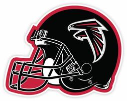 Atlanta Falcons Vinyl Bumper Sticker Decal. Car Cornhole wal