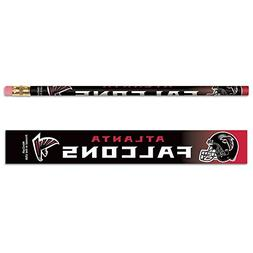 Atlanta Falcons Official NFL 7 inch Pencils by Wincraft