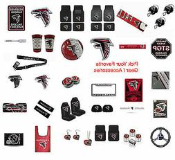 Brand New NFL Atlanta Falcons Pick Your Gear / Accessories O