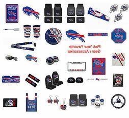 Brand New NFL Buffalo Bills Pick Your Gear / Accessories Off