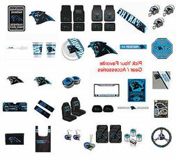 Brand New NFL Carolina Panthers Pick Your Gear / Accessories