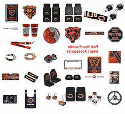 Brand New NFL Chicago Bears Pick Your Gear / Accessories Off