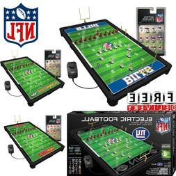 Electronic Footaball Game NFL Kid Child  Fun Teams Table Set