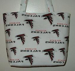 Handmade NFL Atlanta Falcons Tote Purse Bag