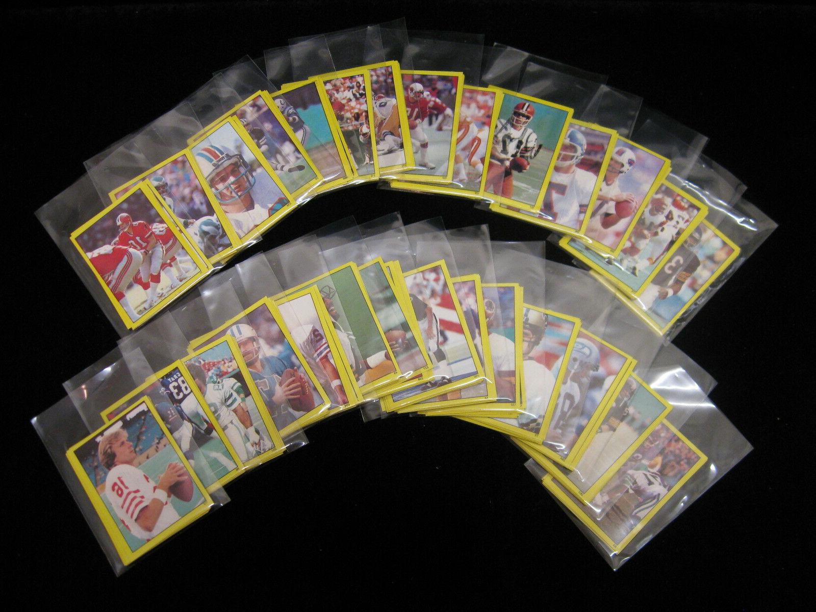 1982 topps stickers nfl team sets pick