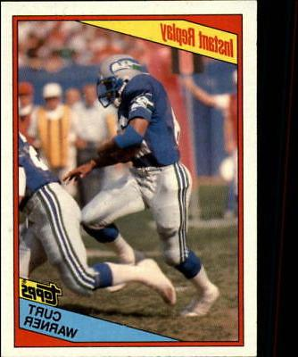 1984 topps football cards 199 396 rookies
