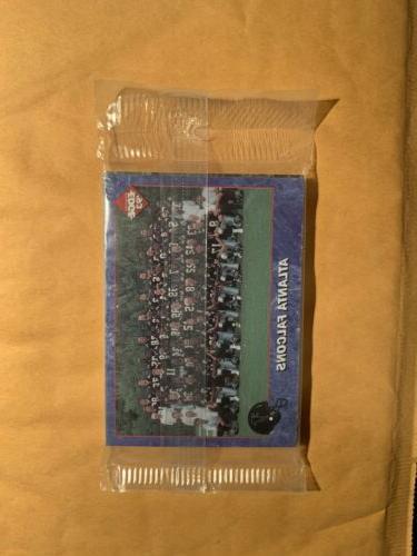 1993 ATLANTA Team Football Cards