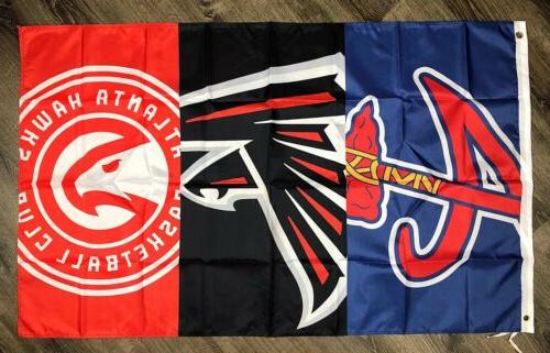 Atlanta Braves Flag Sports