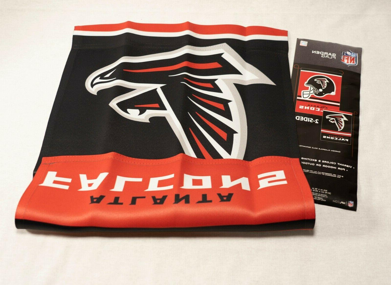 "Atlanta Falcons Flag 12""x18"" Flag Brand NEW"