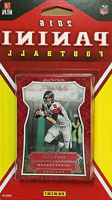 atlanta falcons 2016 panini factory sealed team