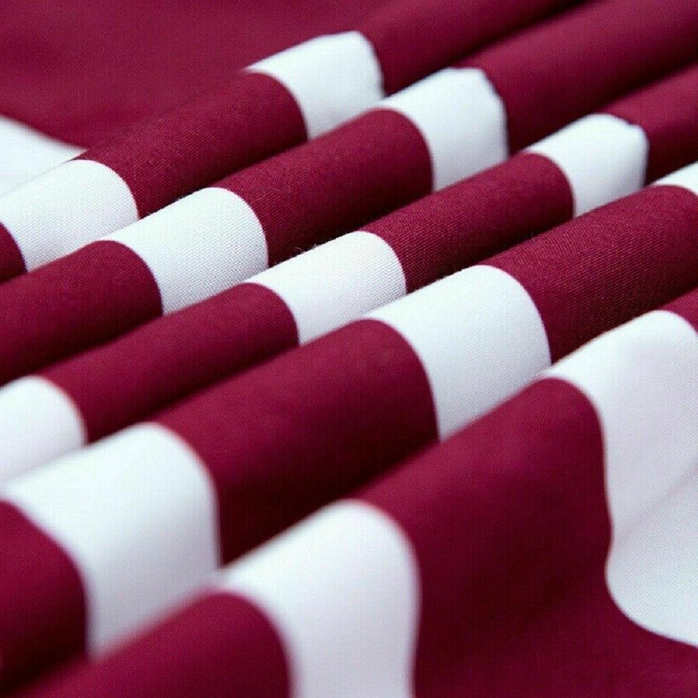 Atlanta Falcons Fashion Quilt 3PCS Bedding Duvet Pillowcase