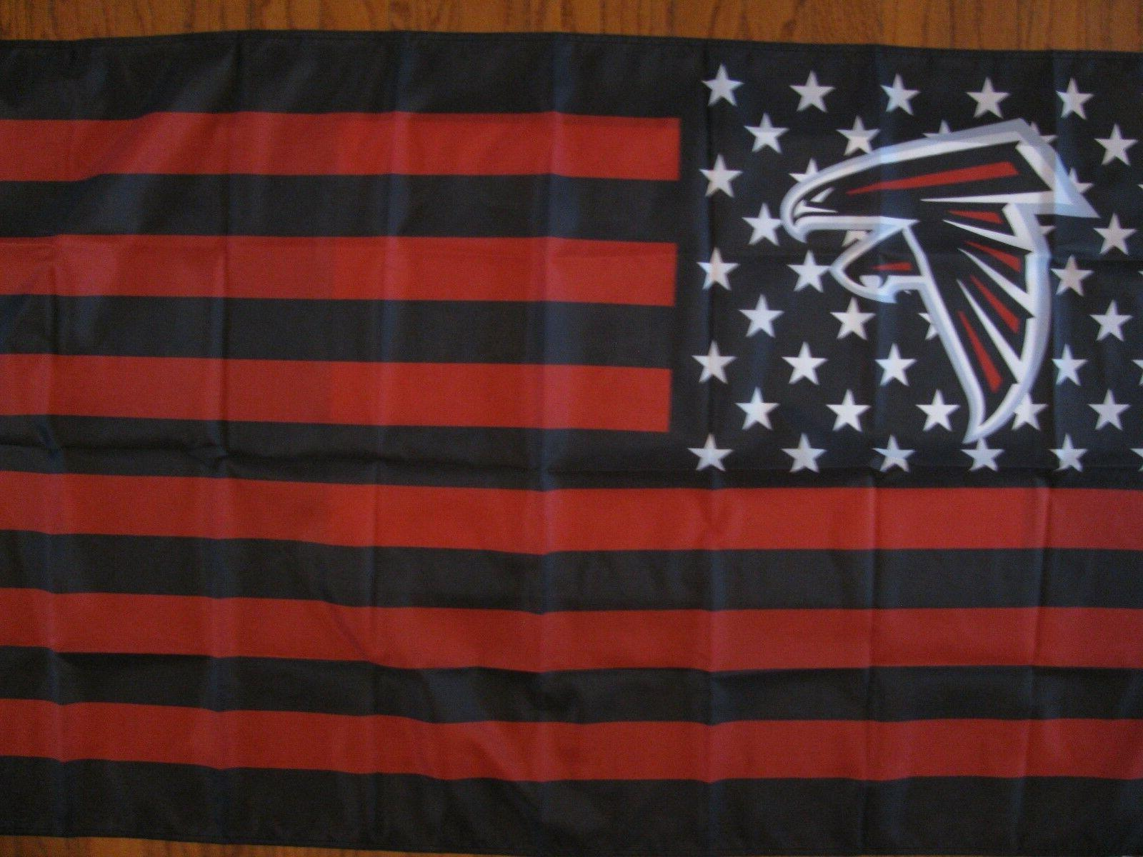 atlanta falcons flag banner 3 x 5