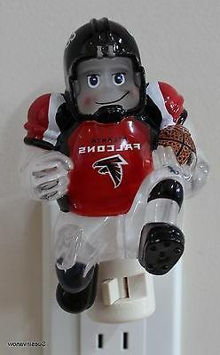 Atlanta Falcons Football Player Nightlight Night Light NFL M