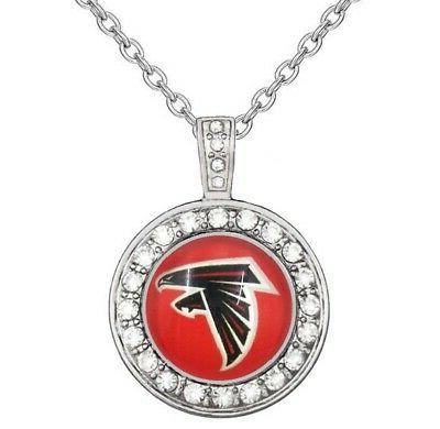 Atlanta Womens Silver Necklace And D18D2