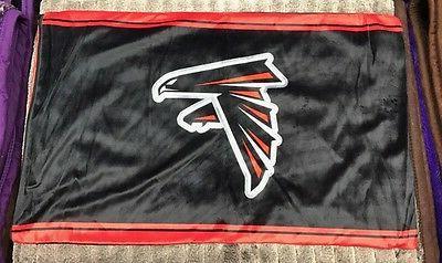 atlanta falcons high quality soft microfiber pillow