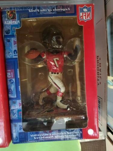 Atlanta Falcons Michael Bobblehead Pair