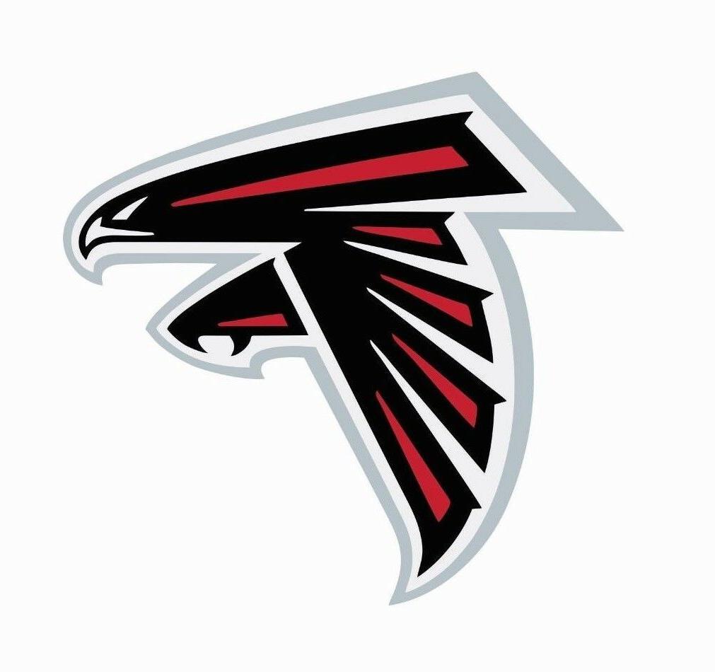 atlanta falcons nfl football color logo sports