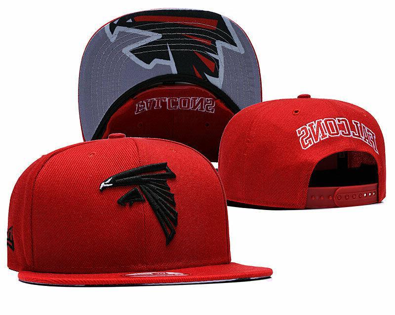 Atlanta Falcons NFL Football Embroidered Hat Snapback Adjust