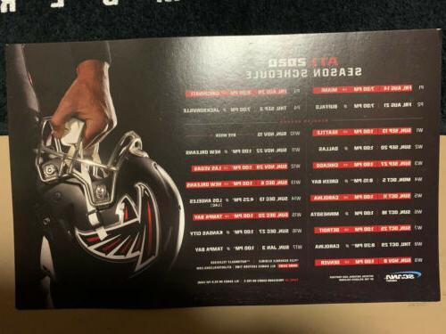 Atlanta Rally 2020 Ticket & Magnet