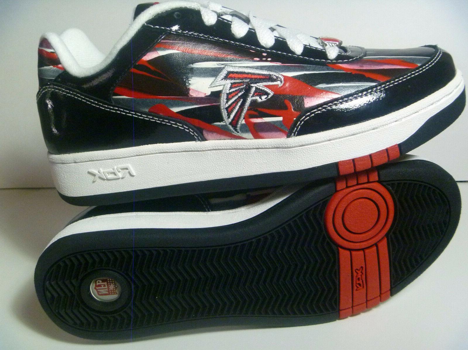 atlanta falcons reebok recline paint shoes mens