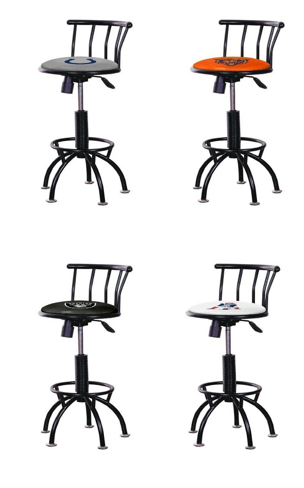 bar stool 24 29 tall adjustable swivel