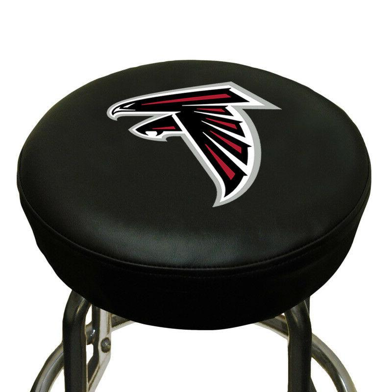 bar stool covers nfl atlanta falcons football