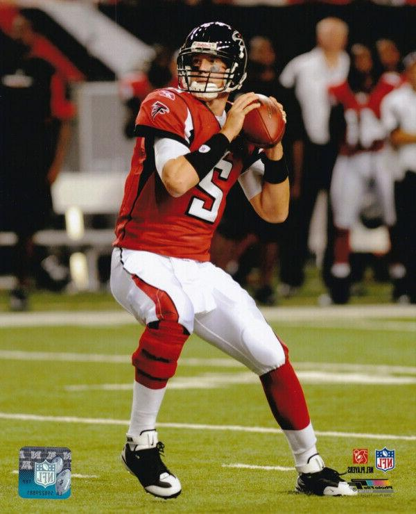 matt ryan atlanta falcons 8x10 photo