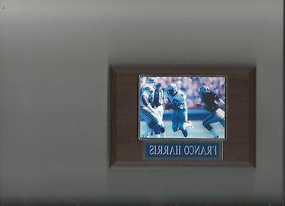 michael jenkins plaque atlanta falcons football nfl