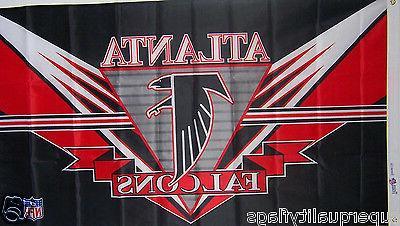 new 3x5 ft atlanta falcons ez nfl