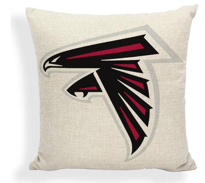 new atlanta falcons pillow case gift