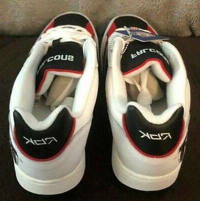 NEW IN Mens Reebok NFL Recline PH Shoes ATLANTA FALCONS THROWBACK Size