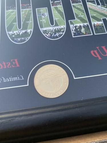 NEW Highland Mint Bronze