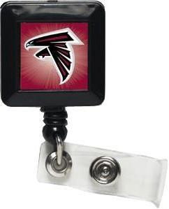NFL Atlanta Falcons 14124031 Retractable Badge Holder