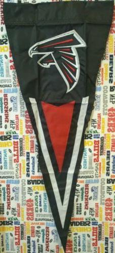 NFL Atlanta Falcons Pennant/Flag/Wall Hanging/Embroidery, 34