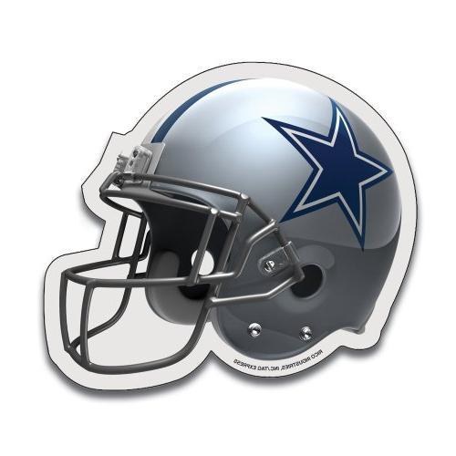NFL Dallas Cowboys Football Helmet Design Mouse Pad