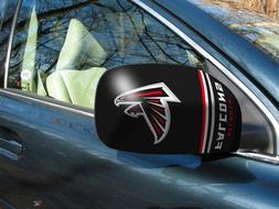 Licensed NFL Atlanta Falcons Car Mirror Covers  - Trucks/Lar