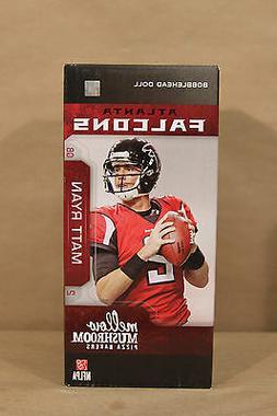 """Matt Ryan NFL Atlanta Falcons Mellow Mushroom 8"""" Bobblehead"""