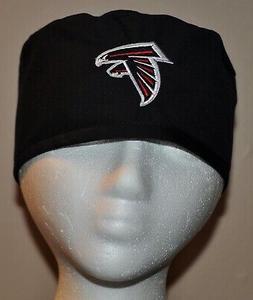 Men's NFL Atlanta Falcons Embroidered Scrub Cap/Hat - One Si