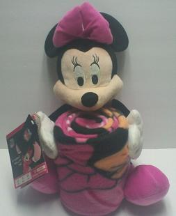 Minnie Mouse NFL Atlanta Falcons Throw and Pillow Set, New