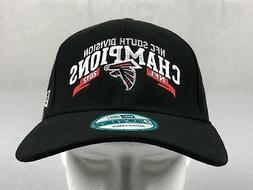 NEW New Era Atlanta Falcons - Black Adjustable Hat