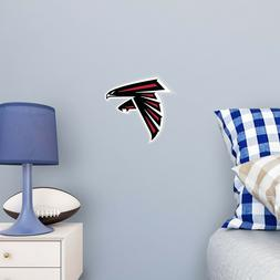 "New ATLANTA FALCONS Fathead/Poster NFL TEAM LOGO 12"" x 12"" W"