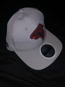NEW New Era Atlanta Falcons - Grey Adjustable Hat  Packable