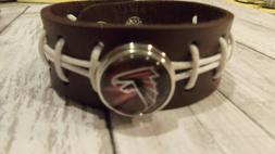 NEW Atlanta Falcons NFL football Snap Charm bracelet for 18m