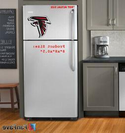 New NFL Atlanta Falcons 3-D Foam Magnet Home Office Bar Deco
