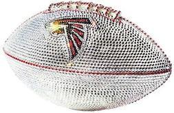 NEW NFL Atlanta Falcons Football Made with Swarovski® Cryst
