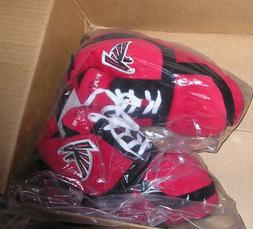 NEW NFL Atlanta Falcons Sneakers Slippers Men S Small 7 8 NE