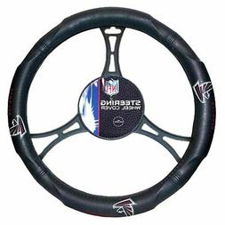New NFL Atlanta Falcons Synthetic leather Car Truck Steering