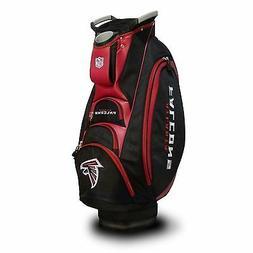 NEW Team Golf NFL Atlanta Falcons Victory Cart Bag